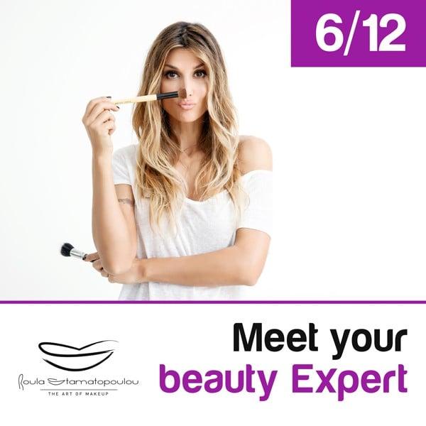 Meet your Beauty expert!