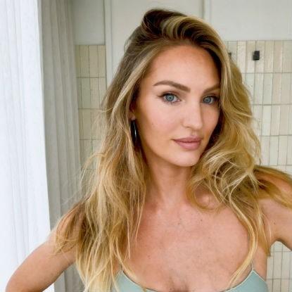Η Candice Swanepoel σου μαθαίνει πώς θα κάνεις το «fake natural» makeup look της μέσα σε 10 λεπτά